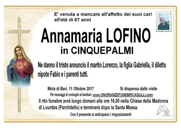 Annamaria LOFINO