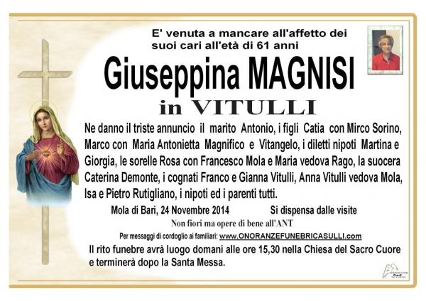 Giuseppina Magnisi