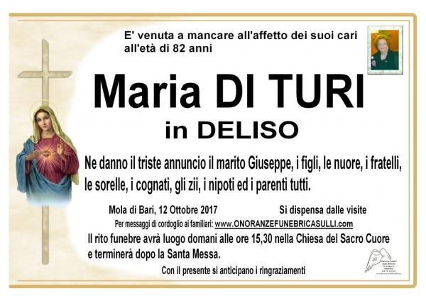 Maria DI TURI