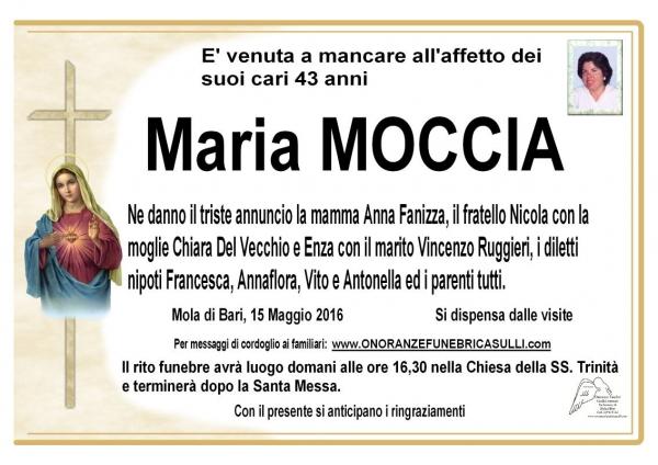 Maria Moccia
