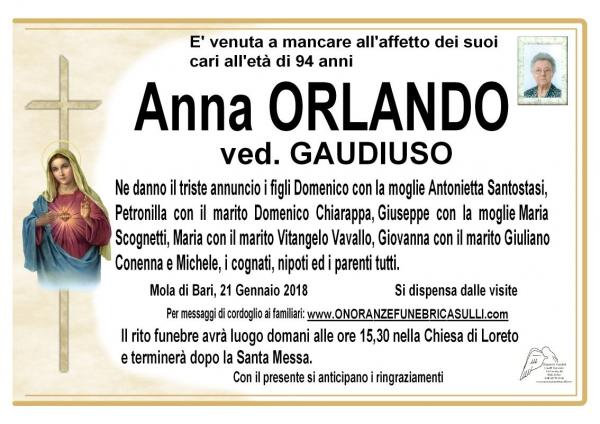 Anna Orlando