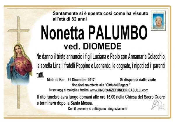 Antonia Maria Palumbo