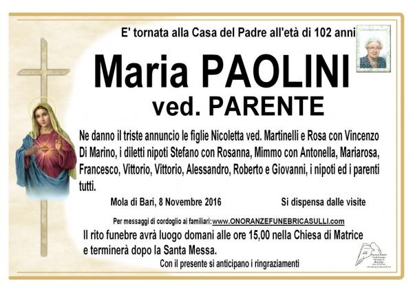 Paolini Maria