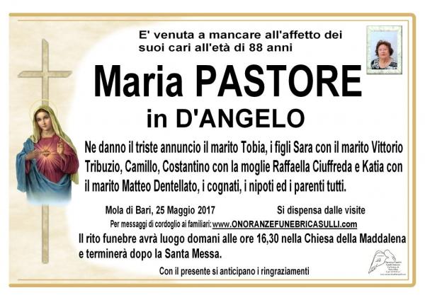 Maria Pastore