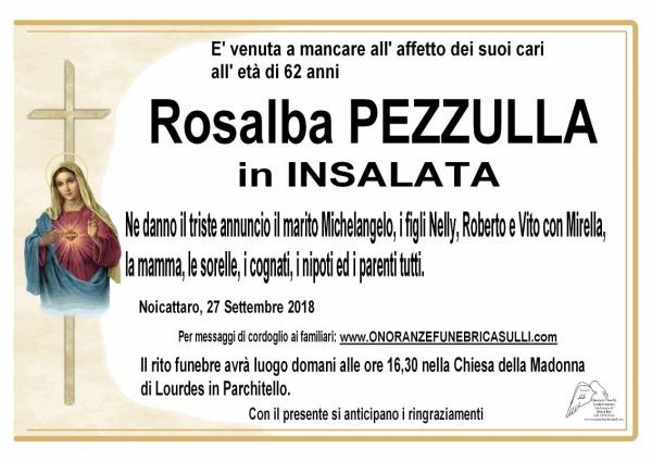 Rosalba Pezzulla