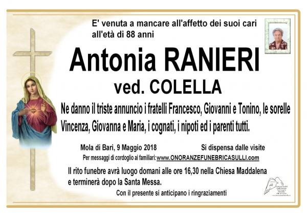 Antonia RANIERI