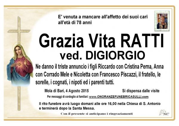 Grazia Vita Ratti