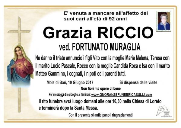 Grazia Riccio