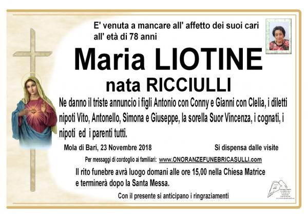 Mariantonia Ricciulli