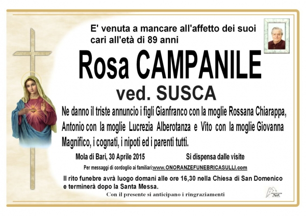 Rosa Campanile