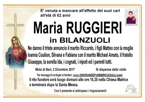 Maria Ruggieri