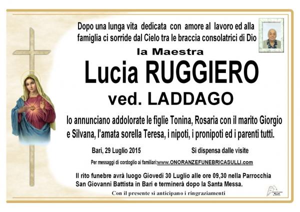 Lucia Ruggiero