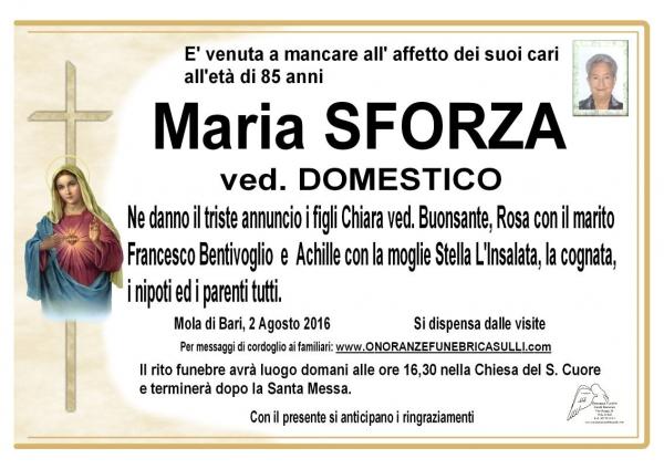 Maria Sforza