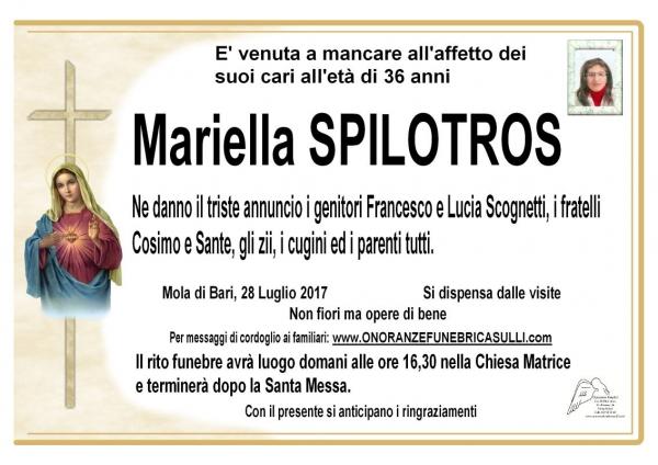Mariella Spilotros