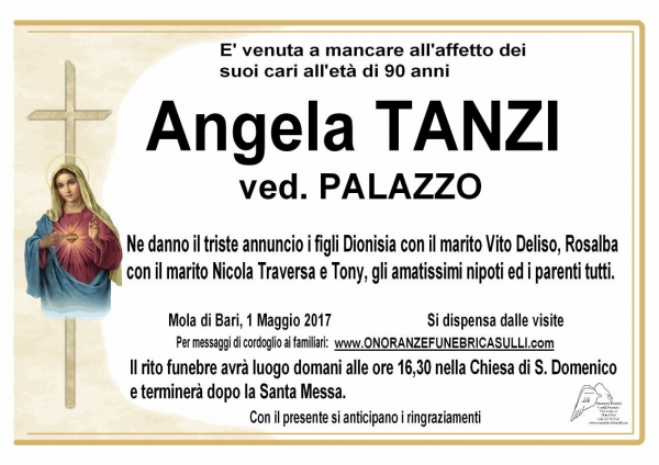 Angela Tanzi
