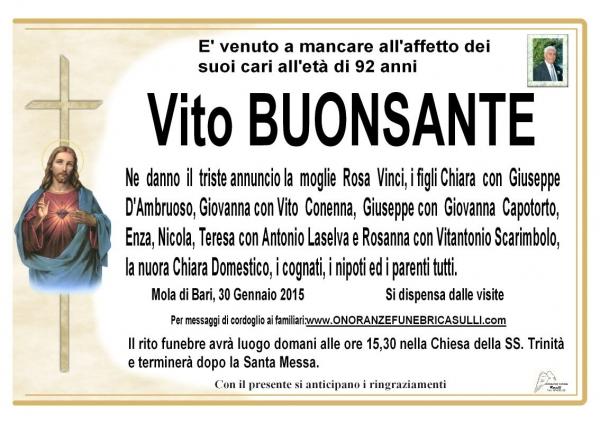 Vito Buonsante