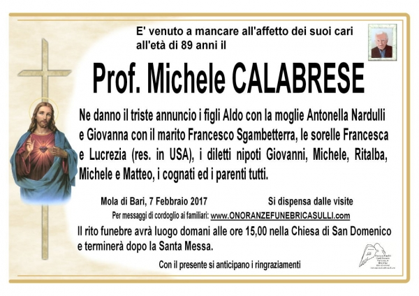 Michele Calabrese