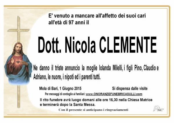 Nicola Clemente