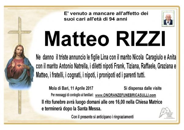 Matteo Rizzi