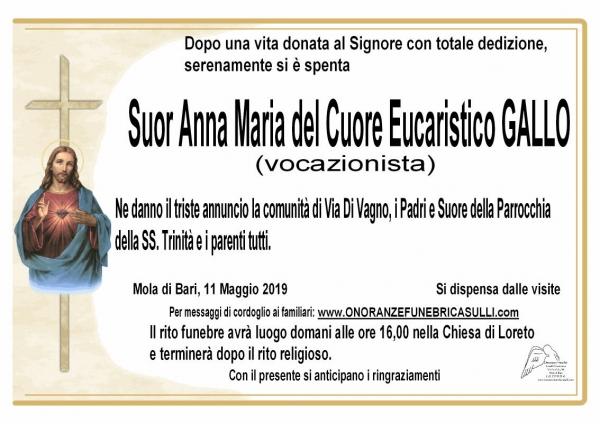 Anna Maria GALLO