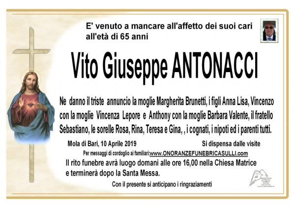 Vito Giuseppe ANTONACCI