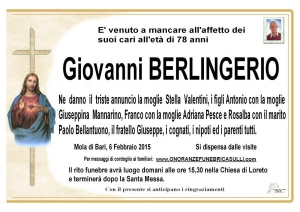 Giovanni Berlingerio