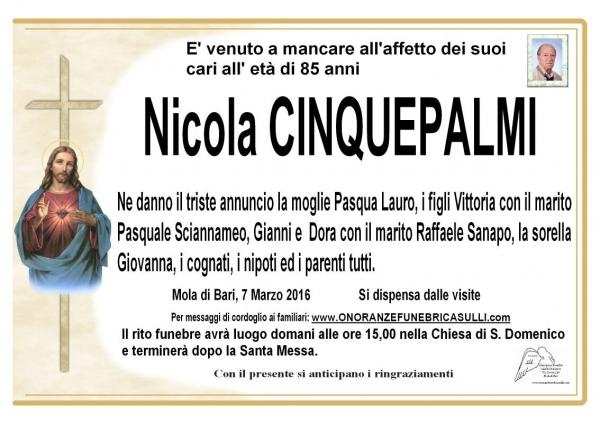 Nicola Cinquepalmi