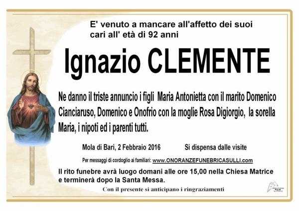 Ignazio Clemente