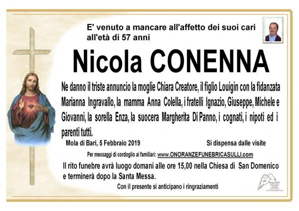 Nicola CONENNA