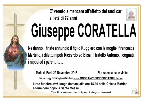 Giuseppe Coratella