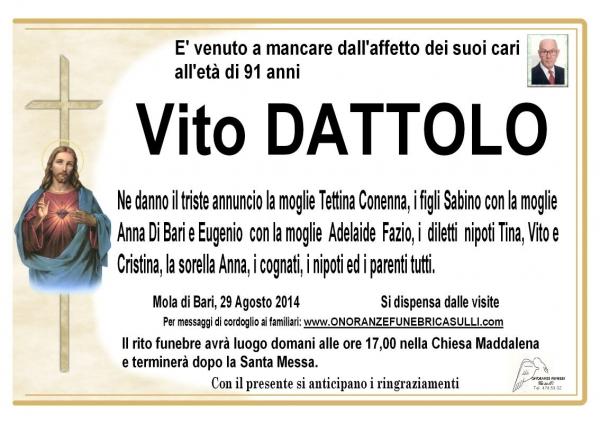 Vito Dattolo