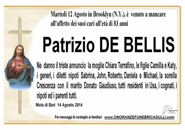 Patrizio De Bellis