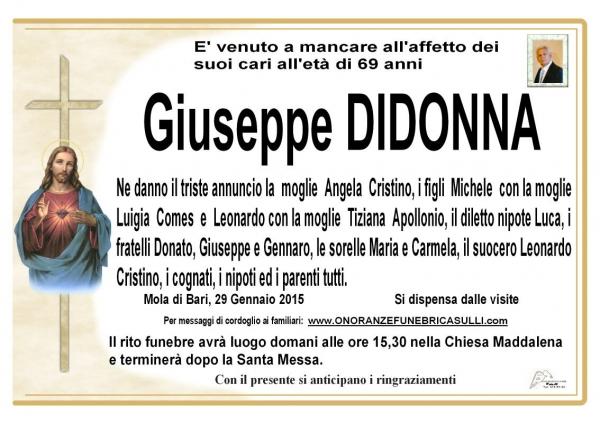 Giuseppe Didonna