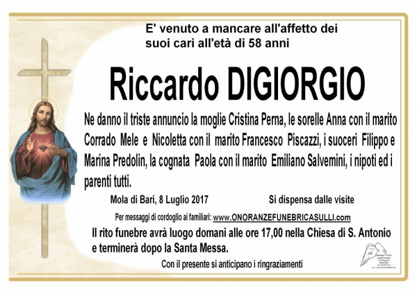 Riccardo DIGIORGIO