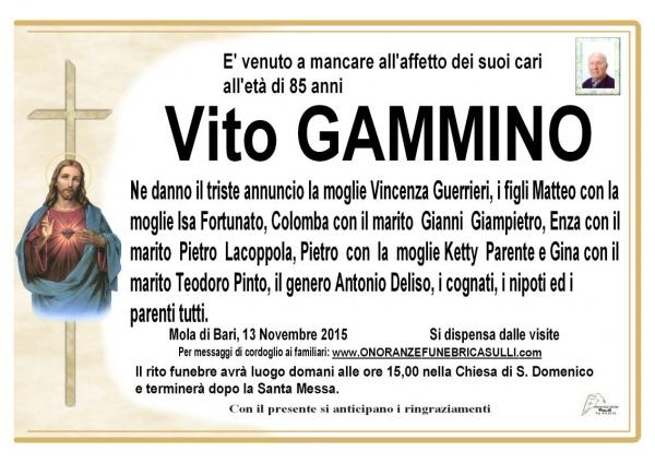 Vito Gammino