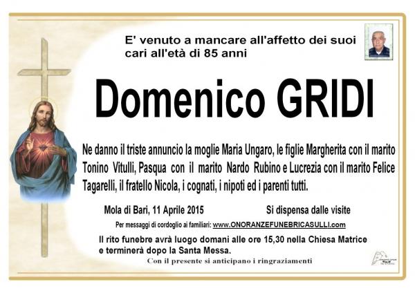 Domenico Gridi