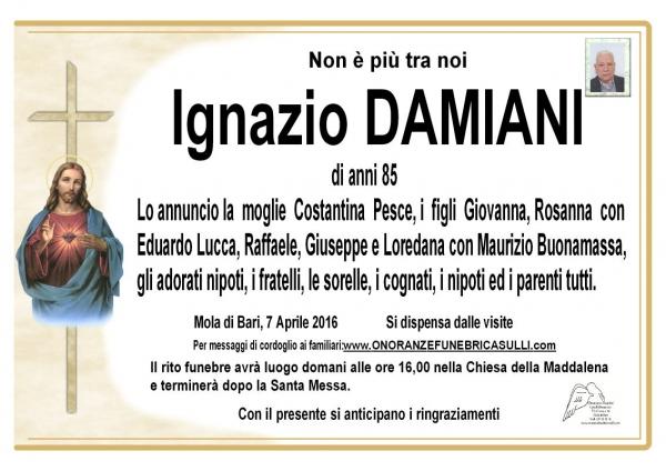 Ignazio Damiani