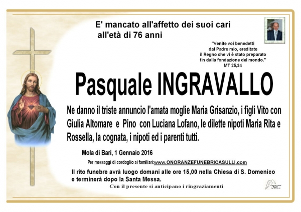Pasquale Ingravallo