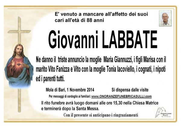 Giovanni Labbate