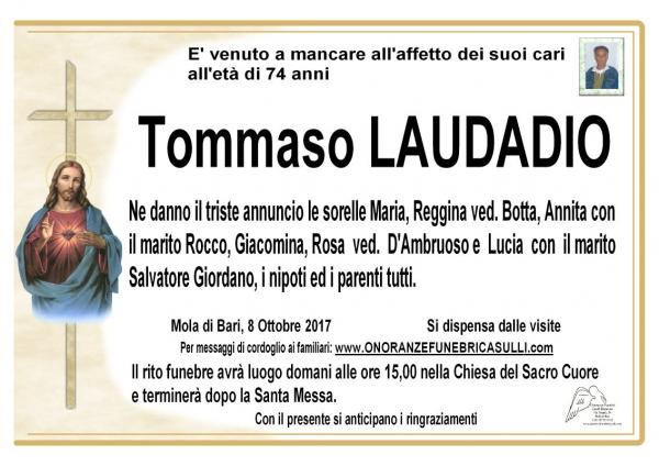 Tommaso LAUDADIO