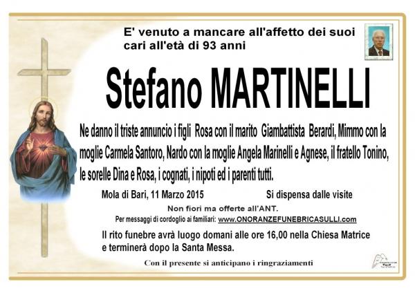Stefano Martinelli
