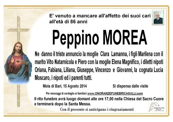 Peppino Morea