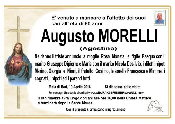 Augusto Morelli