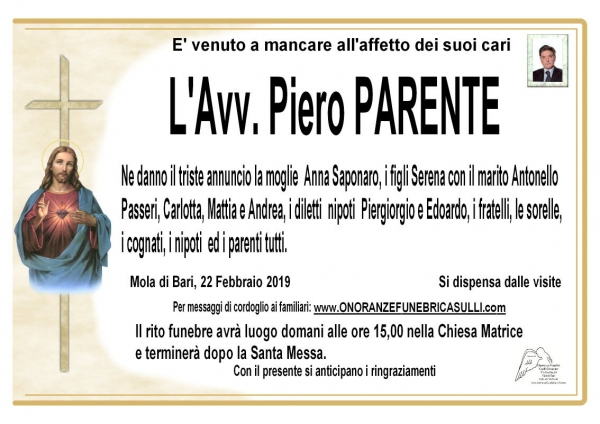 Piero PARENTE