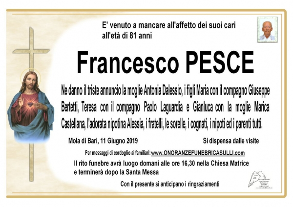 Domenico Pesce