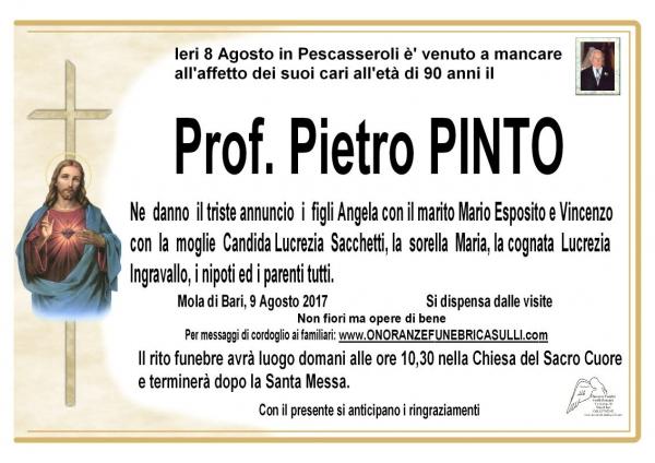 Pietro PINTO
