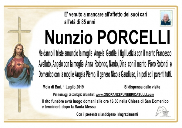 Nunzio PORCELLI