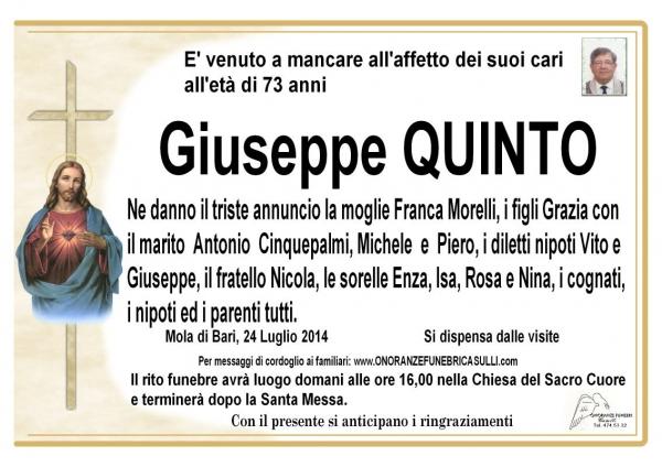 Giuseppe Quinto