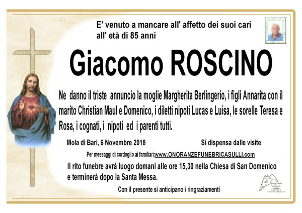 Giacomo ROSCINO