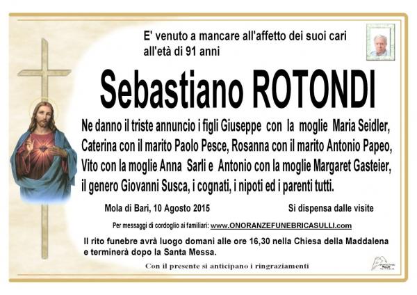 Sebastiano Rotondi